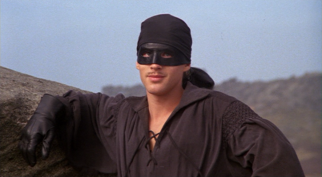 "Dread Pirate Roberts (frame of the movie ""The Princess Bride"")"